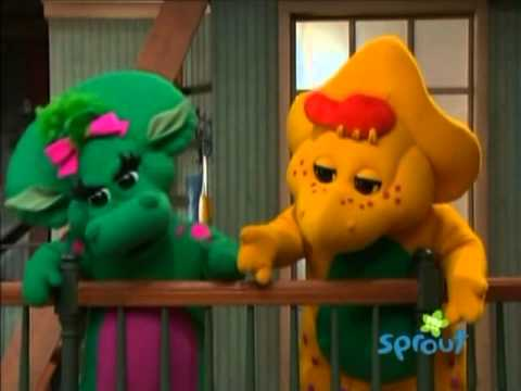 Fisher-Price InteracTV - Celebrate with Barney! (2004