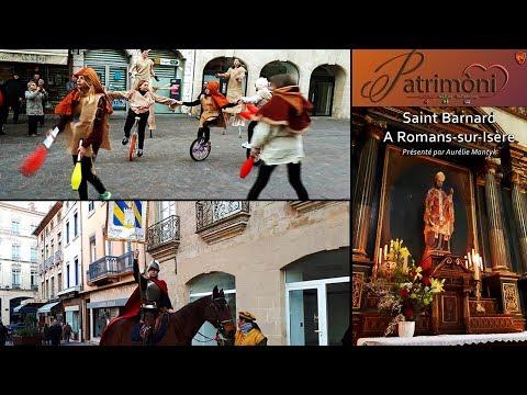 2018 01 28 Patrimoni   Collègiale SAINT BARNARD de Romans sur Isère