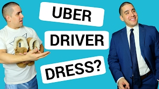 What Should UBER Drivers WEAR?