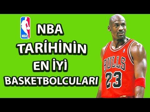 Nba Tarihinin Gelmiş Geçmiş En İyi 5 Basketbolcusu