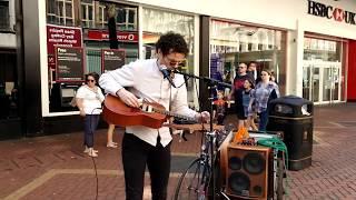 Gordan Begard best street music  performance -1