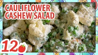 How to Make: Creamy Cauliflower Cashew Salad