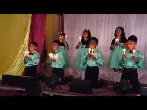 Juniors dance performance - Carry your candle