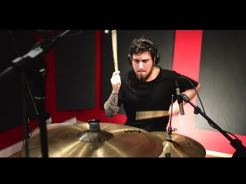 The Dillinger Escape Plan - Setting Fire to Sleeping Giant (Note-for-note Drum Cover)
