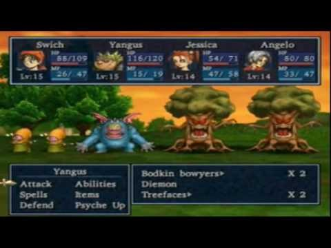 Let s Play Dragon Quest 8 Part 24 To Wisher s Peak