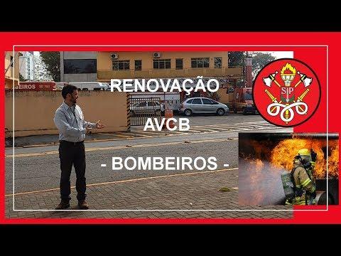 Dica Bombeiros Renovação de AVCB