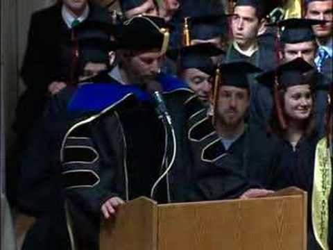 2008 University of Oregon Economics Graduation