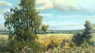 Ян ФРЕНКЕЛЬ -  Русское поле  Russian field