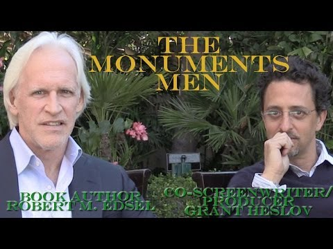 DP/30: The Monuments Men writers Grant Heslov & Robert M. Edsel