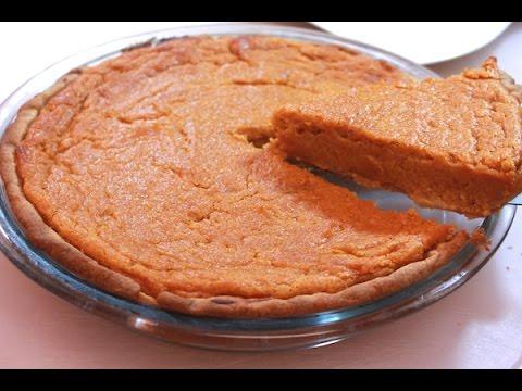 Sweet Potato Pie Recipe - Homemade & Soul Food Style - I Heart Recipes