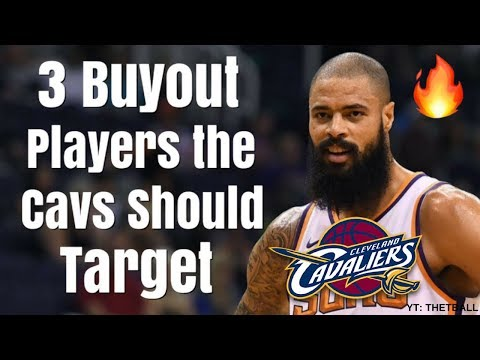 Top 3 Buyout Players the Cavaliers Should Target! | Cleveland Needs Centers For LeBron James!