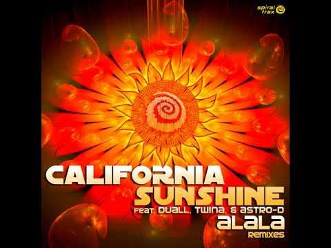California Sunshine: Alala Lesson II (Duall Remix)
