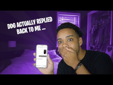 DMING 100 CELEBRITIES TO SEE IF THEY WOULD ACTUALLY REPLY BACK *IT WORKED* 😱
