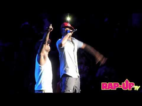 Game Resurfaces Onstage at Lil Wayne Concert