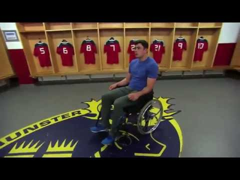 Rugby's Wheelchair Challenge Full Show HD