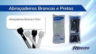 RIbeiro Fabril 10 Abraçadeiras e acessórios