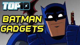 Top 10 Batman Gadgets thumbnail
