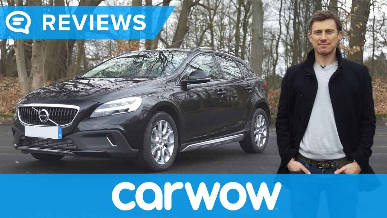 Volvo V40 Cross Country 2018 In Depth Review Mat Watson Reviews