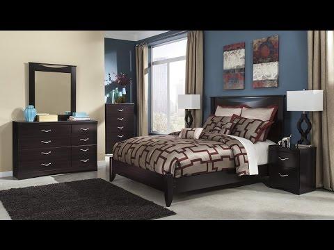 Zanbury Collection B217 By Ashley Signature Design Youtube