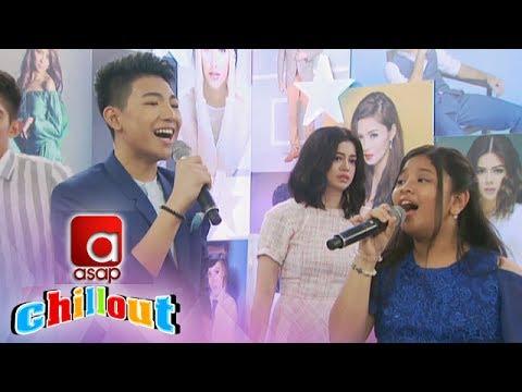 ASAP Chillout: Darren and Elha sing