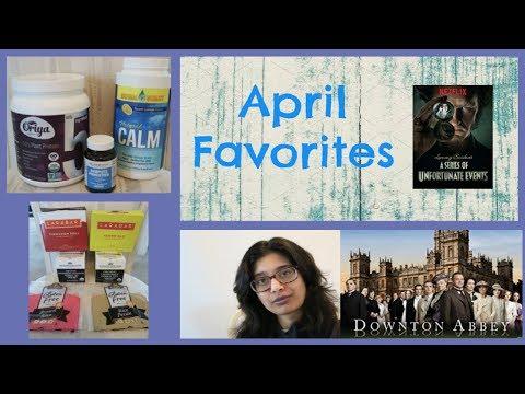 April Favorites 2018   Products I've Finished