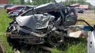Обзор ДТП в Мордовии за 23 и 24 мая 2019 года