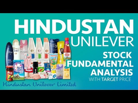 Hindustan Unilever ( HUL ) Fundamental Analysis | Leading FMCG in India | Indian Stock Market