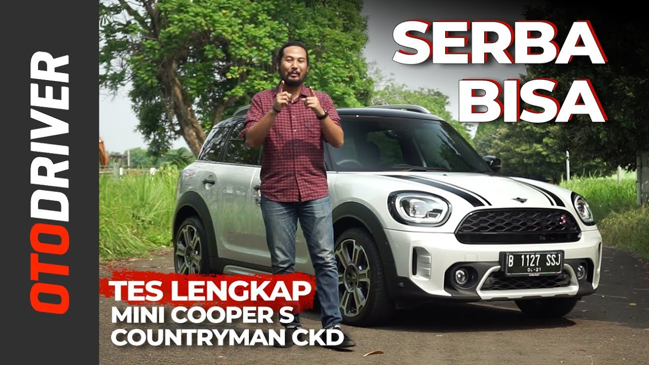 MINI Cooper S Countryman 2021 | Review Indonesia | OtoDriver