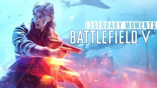 BATTLEFIELD V - WEEKLY HIGHLIGHTS - PS4 PRO GAMEPLAY