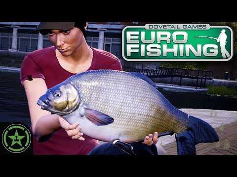 Let's Play - Euro Fishing - The Angriest Fishermen
