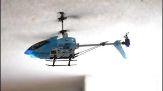 Cómo volar un helicoptero RC.