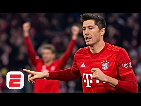 Is Bayern Munich's Robert Lewandowski The Best Striker In Europe Right Now? | ESPN FC