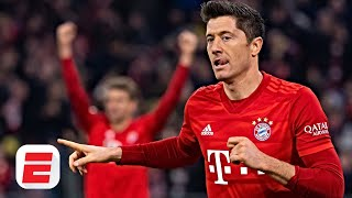 Is Bayern Munich's Robert Lewandowski the best striker in Europe right now? | ESPN FC