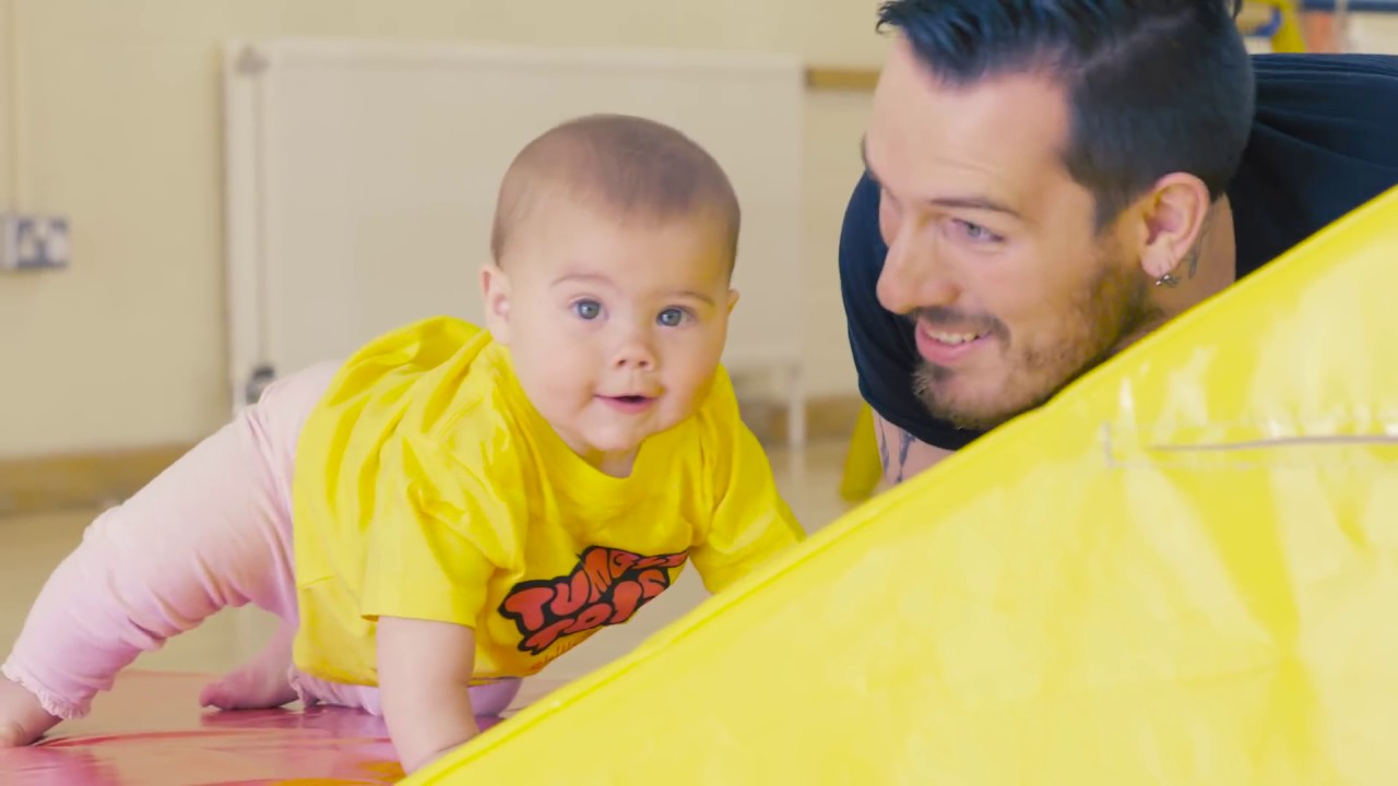 Overview of Tumble Tots - YouTube