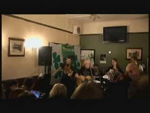Billy Mitchell and the Paddywhack Four - St. Patrick's 2008