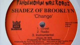 shadez of brooklyn - change (instrumental)
