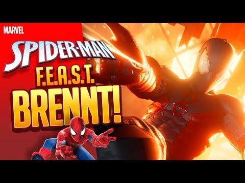 SPIDER-MAN 🕷️ 022: Angriff auf F.E.A.S.T.