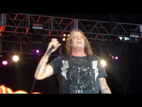 sebastian bach monkey business - rush cover tom sayer - pembroke pines fl  11/04/2017