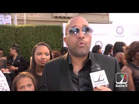 Kenya Barris says we are all 'Black-ish' at NAACP Image Awards