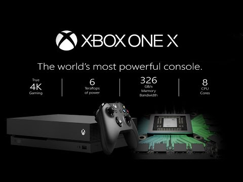 HUGE Developer Shares JAW-DROPPING Xbox One X News! Where's The Haters At Now!?