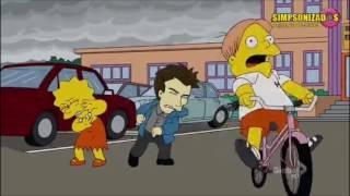 Crepusculo (Parte 1/2) Los Simpson