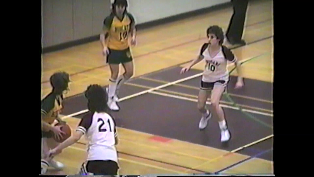 NAC - NCCS Girls  1-28-88
