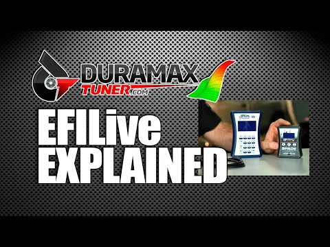 EFILive Explained By Duramaxtuner.COM