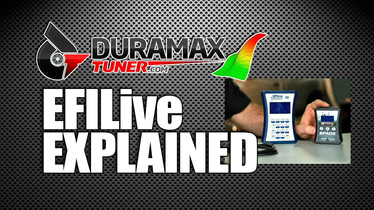 EFILive Explained by Duramaxtuner COM
