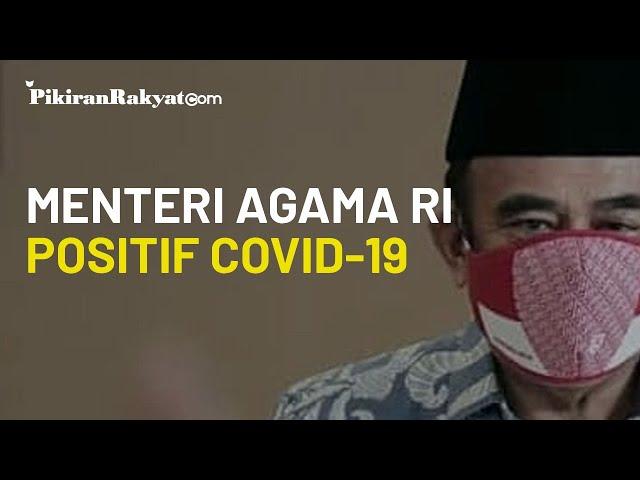 Menteri Agama Fachrul Razi Positif Covid-19, Tengah Jalani Proses Isolasi dan Istirahat