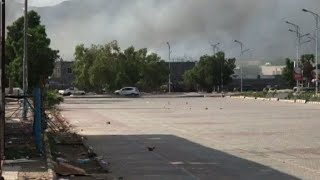 Twin Suicide Attacks Hit Yemen Security Buildings Official