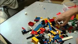 リサイクルショップでレゴを買う Buy the Used LEGO