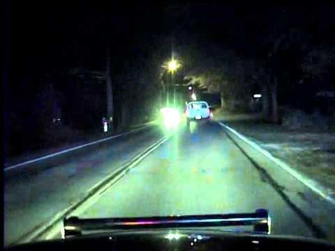 Westlake Ohio Dover Gardens Car Crash Police Dashcam Video 1 - YouTube