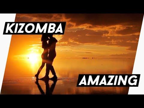 """Dancing on Water"" - Kristofer Mencák & Yesica Alejandra Bovero - Kizomba Fusion Improvisation"