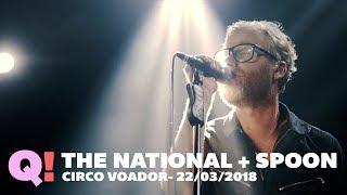The National + Spoon no Rio de Janeiro (Circo Voador, 2018)